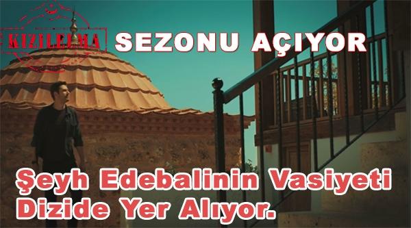 KIZIL ELMA DİZİSİ BİLECİK'TE