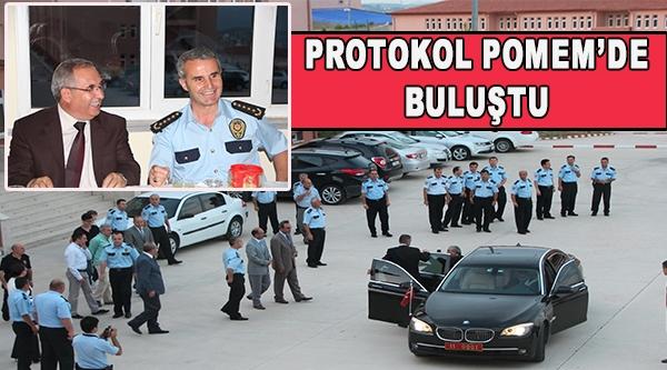 PROTOKOL POMEM'DE BULUŞTU