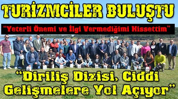 TURİZMCİLER BİLECİK'TE BULUŞTU
