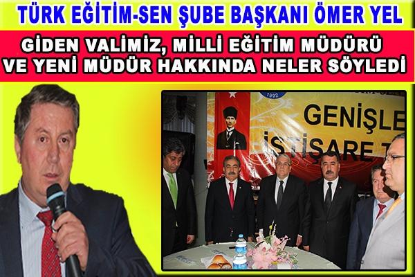 TÜRK EĞİTİM-SEN İSTİŞARE TOPLANTISI YAPTI