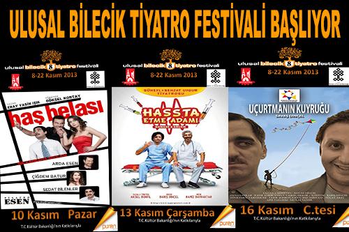 Bilecik Tiyatro Festivali